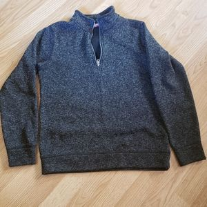 Boys Arizona Jean Co 1/4 zip sweater XL18